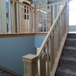 MN Custom Designed Stairway And Railing