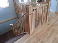 Custom Railing Design And Install By Mystairways