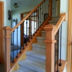 Custom Stair Railing Apple Valley