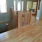Custom Sturdy Railing Installation