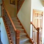 Oak Box Newels Apple Valley Stairway
