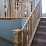 Oak Custom Railing MN