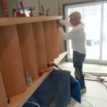 Building Floating Stairway