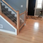 Custom Railing And Stair Gate
