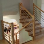 Stainless Tubing Stairway Railing