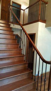 Custom Steps And Railing Install