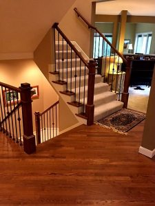 Shoreview Custom Railing