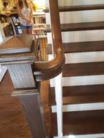 Modern Stair Rail Curve 001