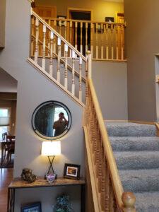Stairway Before Update